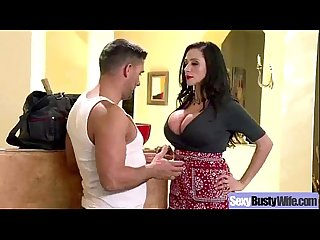 ariella ferrera sexy busty wife bang hardcore on camera mov 04