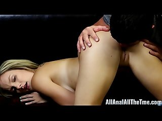 Teen taylor dare gets ass filled with cum excl