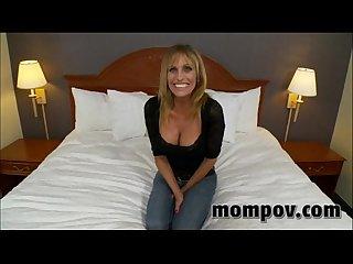 Big tit Mature Milf fucking in a jacuzzi