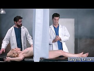 Sex Adventures On Tape Between Doctor And Patient (Ashley Fires) video-06