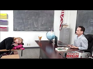 High school girl caught with weed then fucked by teacher innocenthighhd com