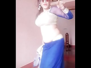 Indian aunty hot dance home, indian girl hot dance home,