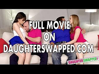 Diana Grace , Judy Jolie In Stepdaughter Makeover Muff