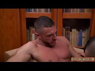 Beautiful men suit and tie gay fuck
