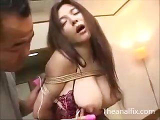 Japanese Anal wife