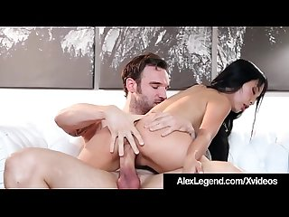 Japanese marica hase gets fat french cock by alex legend