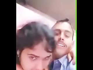 Desi randi girlfriend cute boobs fondled and smooch by bf self recorded desivdo com the best free in