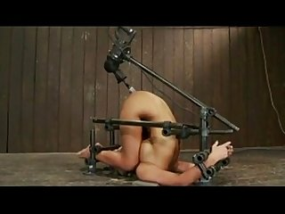 Bdsm bondage and fucking machine by cezar73 free porn used abuserporn com