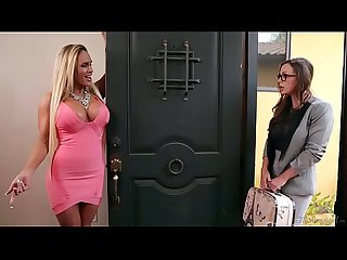 Kate england caught on her mom and her teacher abigail mac and tegan james