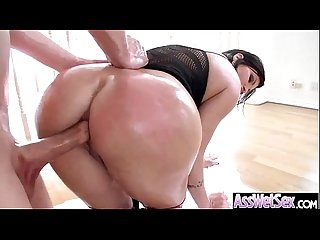 Oiled Over Her Huge Butt Sexy Girl Get Down For Anal (shay fox) vid-26