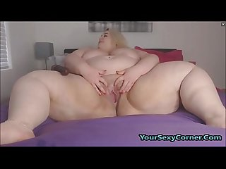 Warning over 450 pounds Ssbbw fat everywhere
