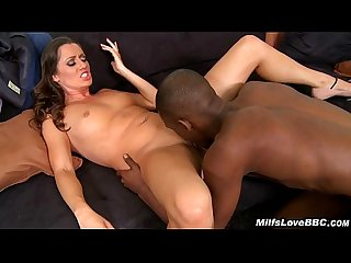 Interracial Sex And Spunk Shooting