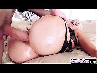 Huge Wet Butt Girl (jenna ivory) Enjoy Hard Anal Deep Intercorse clip-13