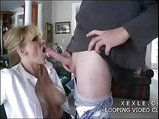 Wife swallows my cum long compilation