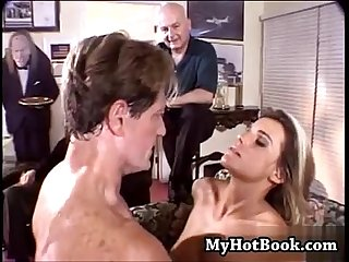Natalie houston is a gorgeous wife of a voyeur th