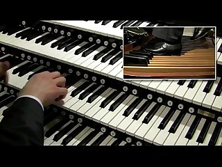 J period S period bach wachet auf comma ruft uns die stimme bwv 645 hauptwerk virtual pipe organ