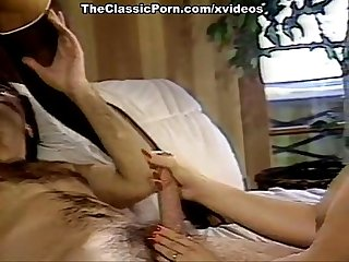 Nina hartley nina deponca jerry butler in classic sex clip