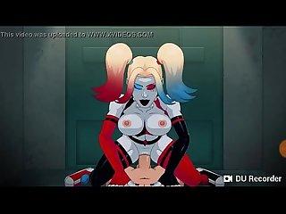 #1 Harley Quinn XXX HENTAI ???