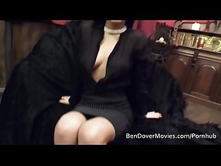 Ben dover rough sex and hot rimming milf