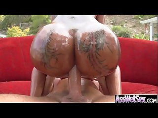 bella bellz slut girl with big butt get oiled and deep anal sex mov 08
