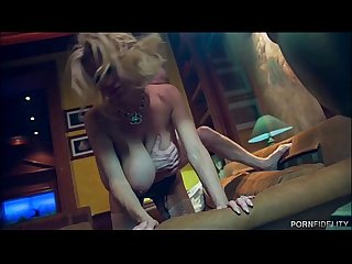 Kelly Madison Is Agent Double F