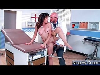 Hot Patient (Cytherea) And Doctor In Hardcore Sex Adventures clip-12