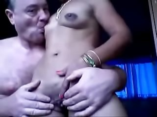 Sexy Mature Wife Rides on White Dick (new)