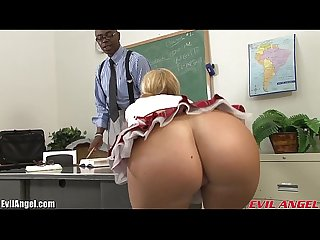 EvilAngel Sean Michaels Ass Fucks a Big Boobed Blonde