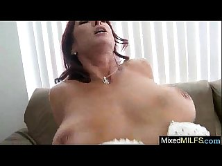 Mixt sex tape between big black monster cock and milf tiffany mynx Vid 30