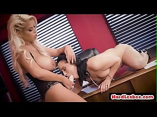 Dominative Assistant (Bridgette B & Kristina Rose) video-05