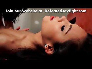 Lesbians wild strapon sex fight pussy masturbation orgasm