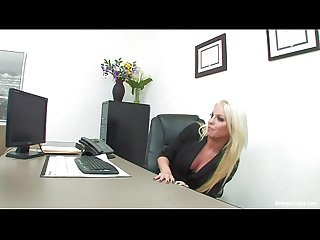 Britney amber wild job interview