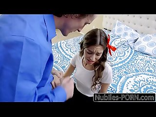 Nubiles porn young latina must please her step dad