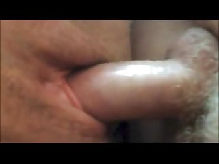 Old couple fuck make a creampie