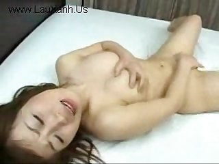 Ripping Her Asian Cunt