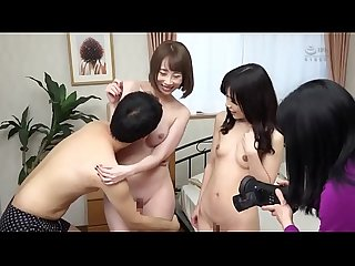 Jav Japanese Oral Threesome