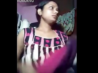 Indian huge tits aunt removing infront of cam