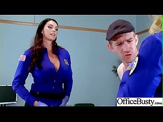 Office Sex With Sluty Big Juggs Teen Girl (Alison Tyler & Julia Ann) vid-02