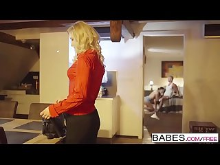 Babes - Step Mom Lessons - (Denis Reed, Anna Rose) - Forbidden Fruit