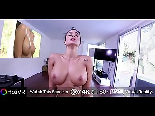holivr stuning sexy model fucks photographer