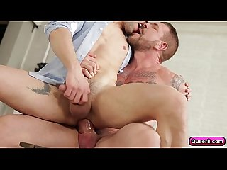 Josh Uses His Hunger to Seduce Rocco