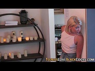 Bbc loving teeny facial