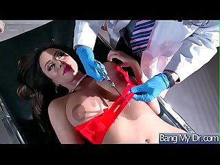 Superb Patient (Ariella Ferrera) Get Seduced By Doctor And Nailed video-04