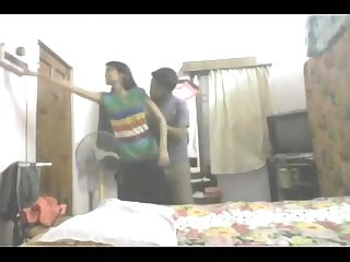 Www hotcamgirlstube com Desi collage lover romance in friends hostel room