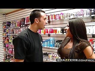 Pornstars like it big porn store pornstar scene starring jenaveve jolie and keiran lee
