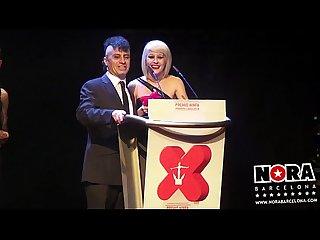 Premios ninfa 2014 mejor web personal y mejor medio de comunicacin