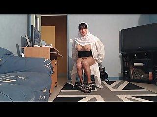 gros seins de musulmane voil�e