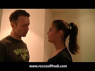 Rocco siffredi eats a teen S ass