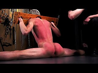 Hot BDSM Slave Boys Fucked Bareback & Cum - Hardcore Gay Bondage