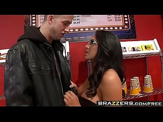 Brazzers - Baby Got Boobs - Afternoon Peep Show scene starring Jenaveve Jolie and Chris Strokes